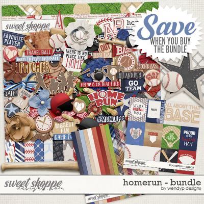 Homerun - Bundle by WendyP Designs