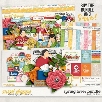 Spring Fever Bundle by LJS Designs