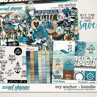 My Anchor Bundle by Digital Scrapbook Ingredients