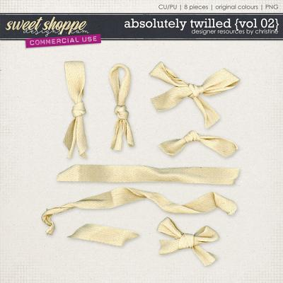 Absolutely Twilled {Vol 02} by Christine Mortimer