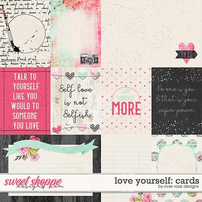 Love Yourself: Cards by River Rose Designs