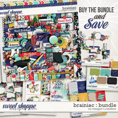 Brainiac : Bundle by Meagan's Creations