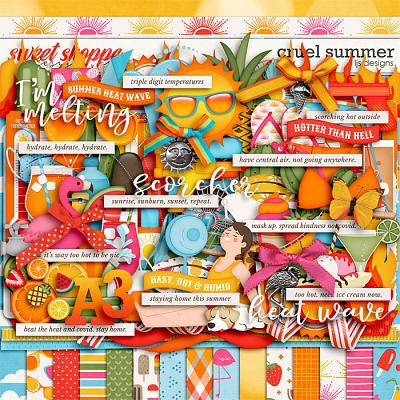 Cruel Summer by LJS Designs