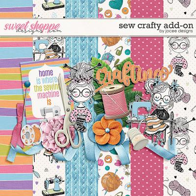 Sew Crafty Add-On by JoCee Designs