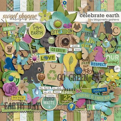 Celebrate Earth by Blagovesta Gosheva