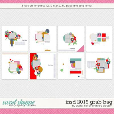 iNSD 2019 Template Grab Bag by Crystal Livesay and Sara Gleason