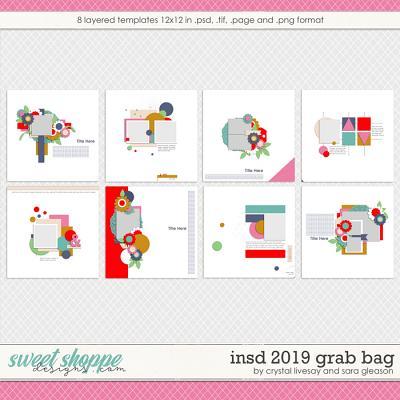 iNSD 2019 Template Grab Bag by Crystal Livesay and Sara Gleason
