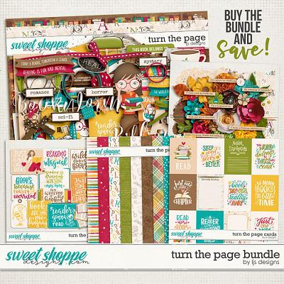 Turn The Page Bundle by LJS Designs