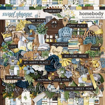 Homebody by Ponytails