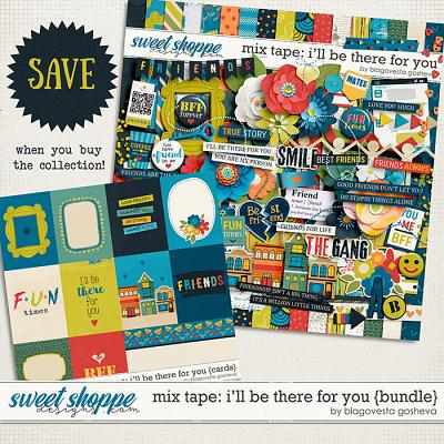 I'll be There for You {bundle} by Blagovesta Gosheva