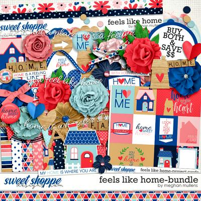 Feels Like Home-Bundle by Meghan Mullens