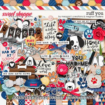 Ruff You-Kit by Meagan's Creations and Meghan Mullens