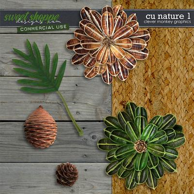 CU Nature 1 by Clever Monkey Graphics