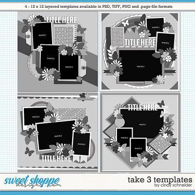 Cindy's Layered Templates - Take Three by Cindy Schneider