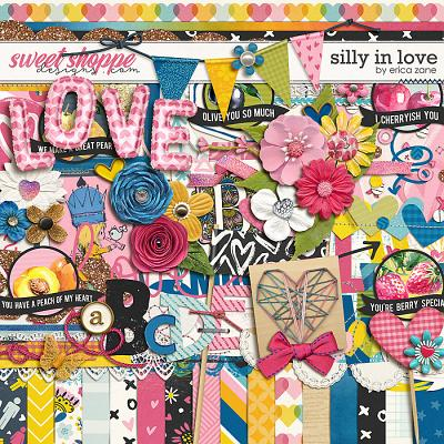 Silly in Love by Erica Zane