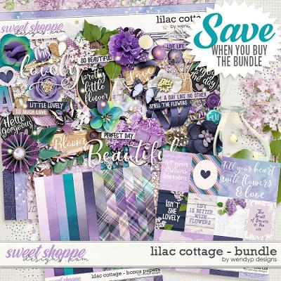 Lilac Cottage - Bundle by WendyP Designs
