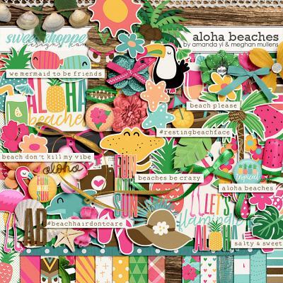 Aloha Beaches by Amanda Yi & Meghan Mullens