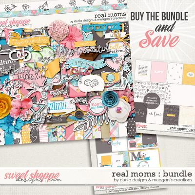 Real Moms: Collection Bundle by Dunia Designs & Meagan's Creations