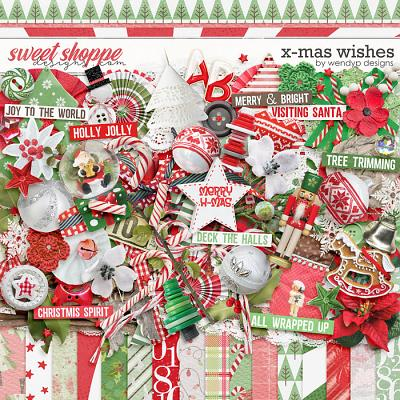X-Mas wishes by WendyP Designs