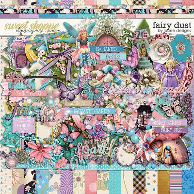 Fairy Dust by JoCee Designs