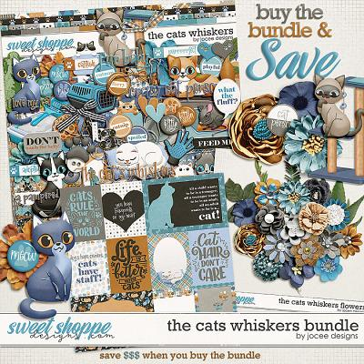 The Cats Whiskers Bundle by JoCee Designs