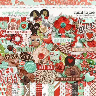 Mint to be by WendyP Designs