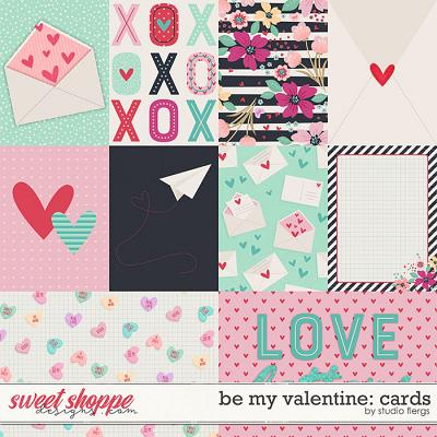 Be My Valentine: CARDS by Studio Flergs