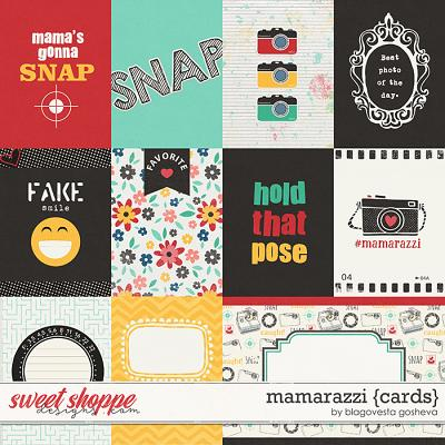 Mamarazzi {cards} by Blagovesta Gosheva