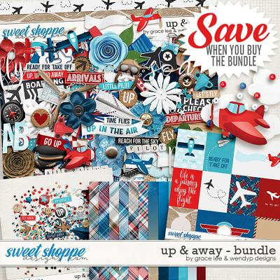 Up & Away: Bundle by Grace Lee and WendyP Designs