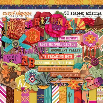 50 States: Arizona by Kelly Bangs Creative