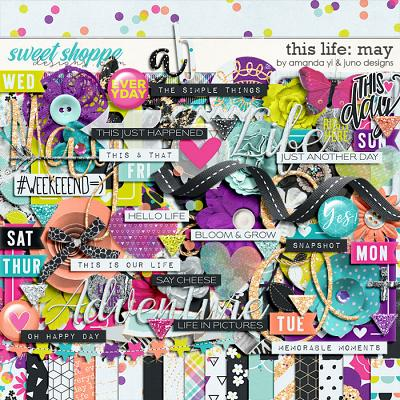 This Life: May by Amanda Yi & Juno Designs