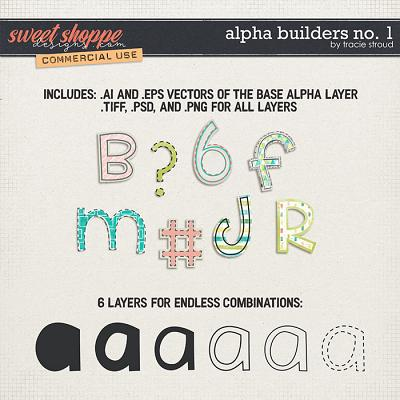 CU Alpha Builders no. 1 by Tracie Stroud