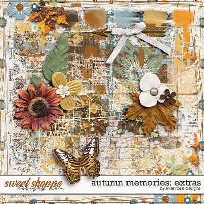 Autumn Memories: Extras by River Rose Designs