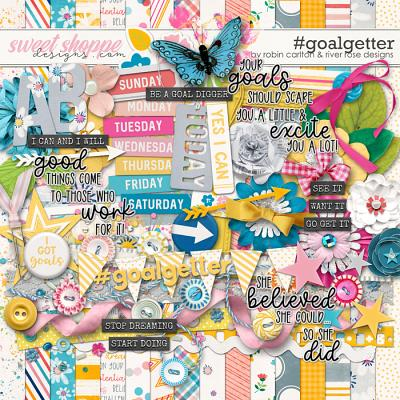 #goalgetter: Kit by Robin Carlton & River Rose Designs