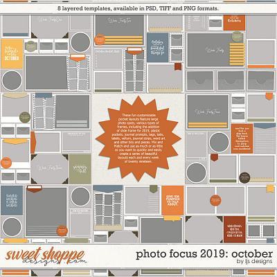 Photo Focus 2019: October by LJS Designs