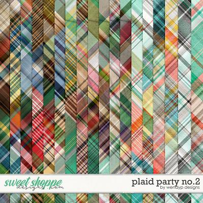 Plaid party no.2 by WendyP Designs
