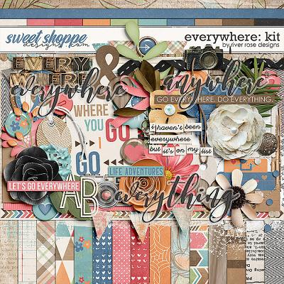Everywhere: Kit by River Rose Designs