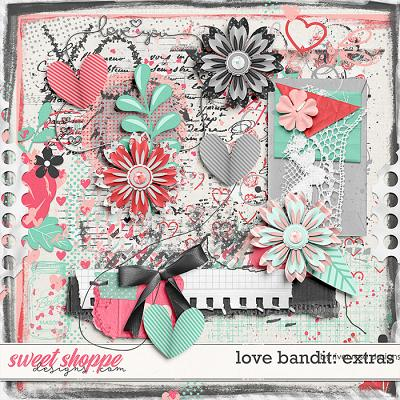Love Bandit: Extras by River Rose Designs