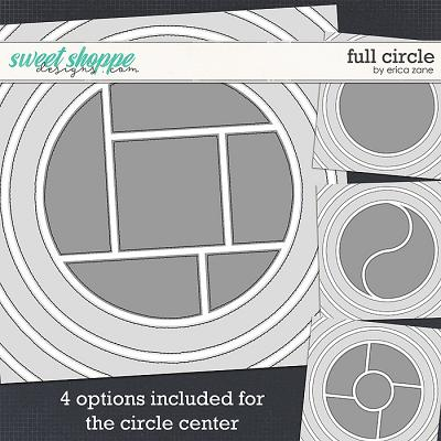 Full Circle Template by Erica Zane