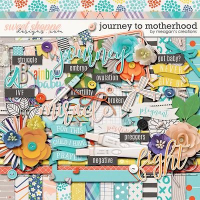 Journey to Motherhood by Meagan's Creations