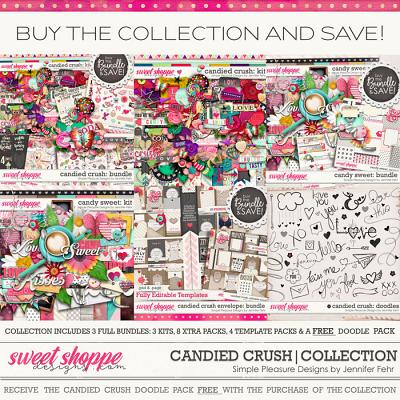 candied crush bundle collection: simple pleasure designs by jennifer fehr