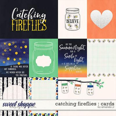 Catching Fireflies : Cards by Amanda Yi
