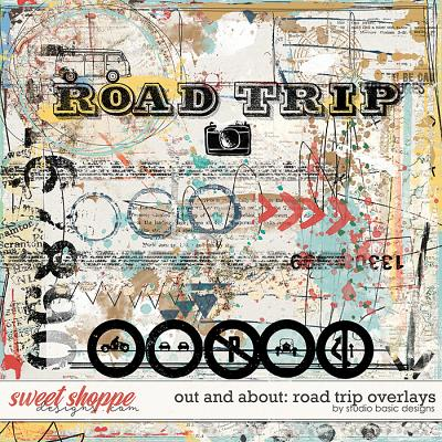 Out And About: Road Trip Overlays by Studio Basic