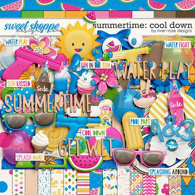 Summertime: Cool Down by River Rose Designs