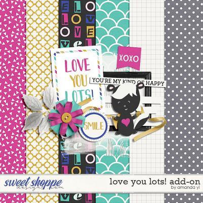 Love You Lots! Add-On by Amanda Yi