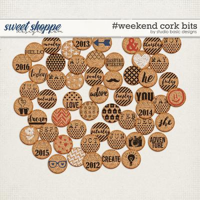 #weekend Cork Bits by Studio Basic