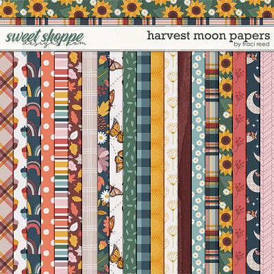 Harvest Moon Papers by Traci Reed