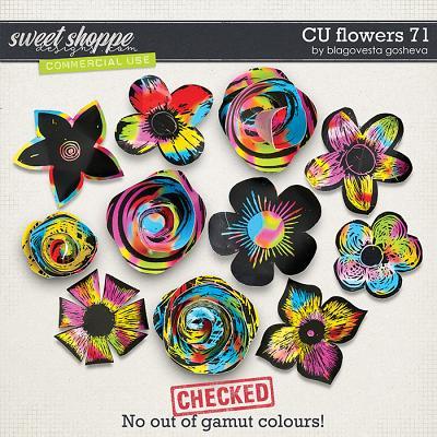 CU Flowers 71 by Blagovesta Gosheva
