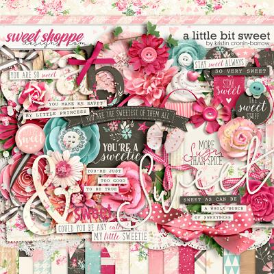 A little bit Sweet by Kristin Cronin-Barrow