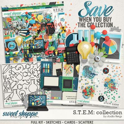 S.T.E.M: COLLECTION & *FWP* by Studio Flergs